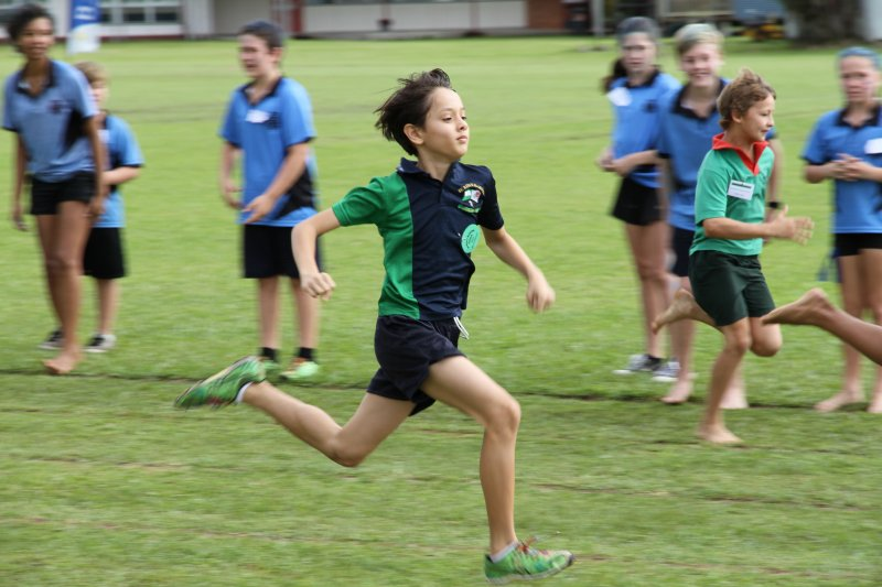Interschool 2015 Vito2 100m