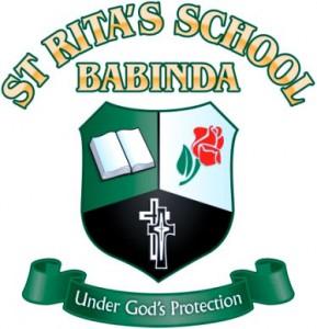 St Rita's School Logo